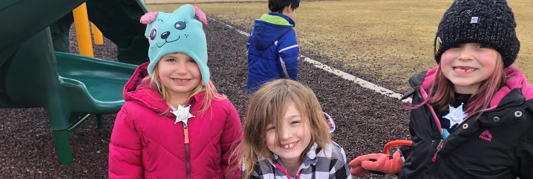 CCECC playground friends