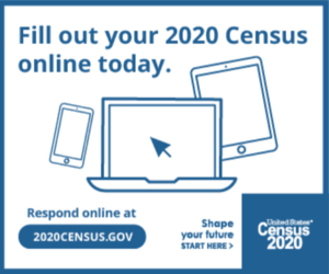 Badge to Encourage Census Completion