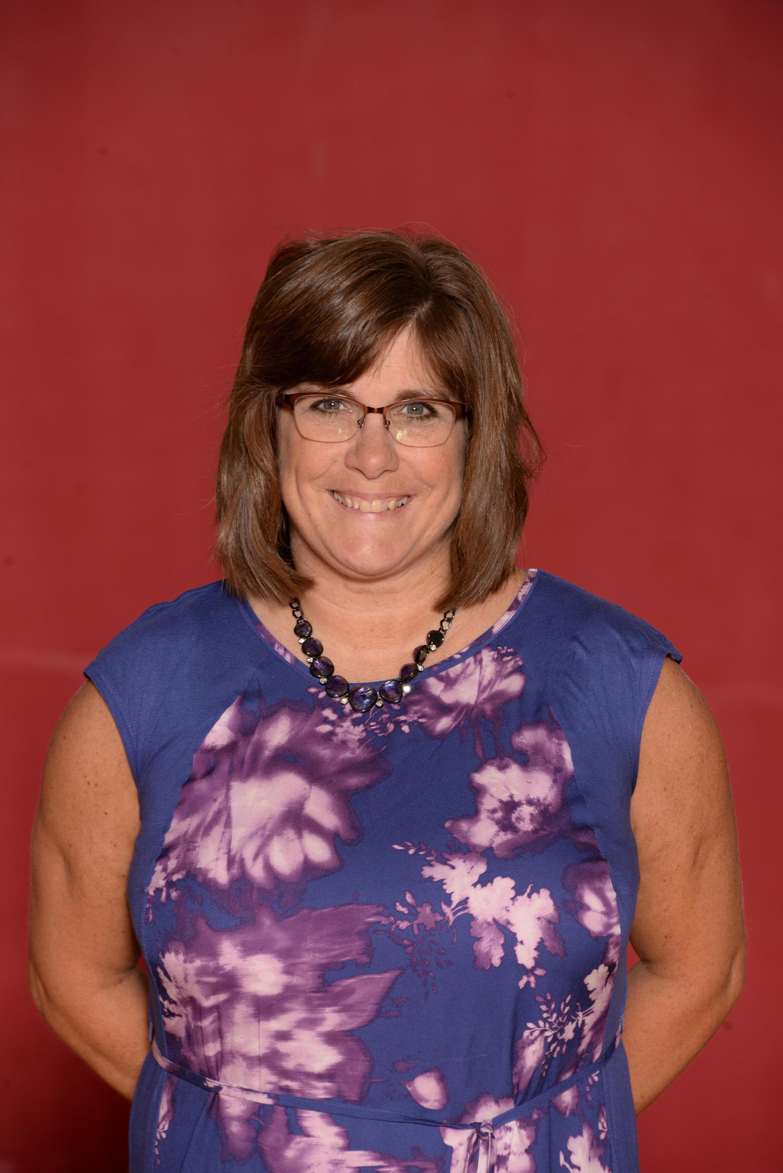 Head Coach Jackie Strauss