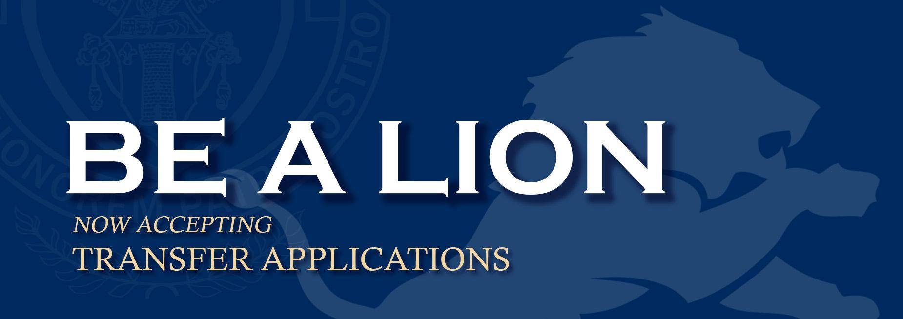 Be a Lion transfer