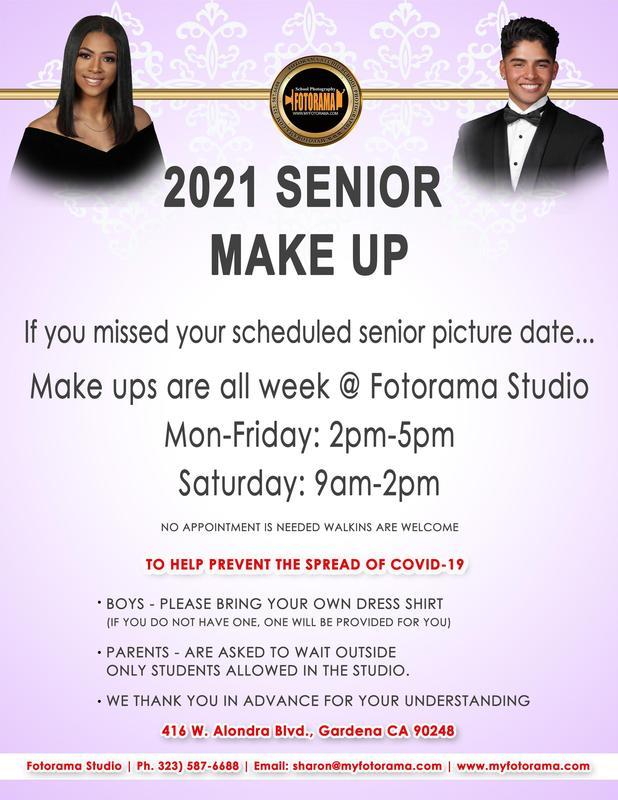 Senior Make-Up Photo Session Featured Photo