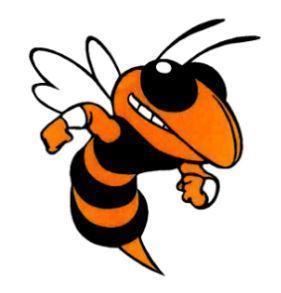 Sting Mascot Clipart