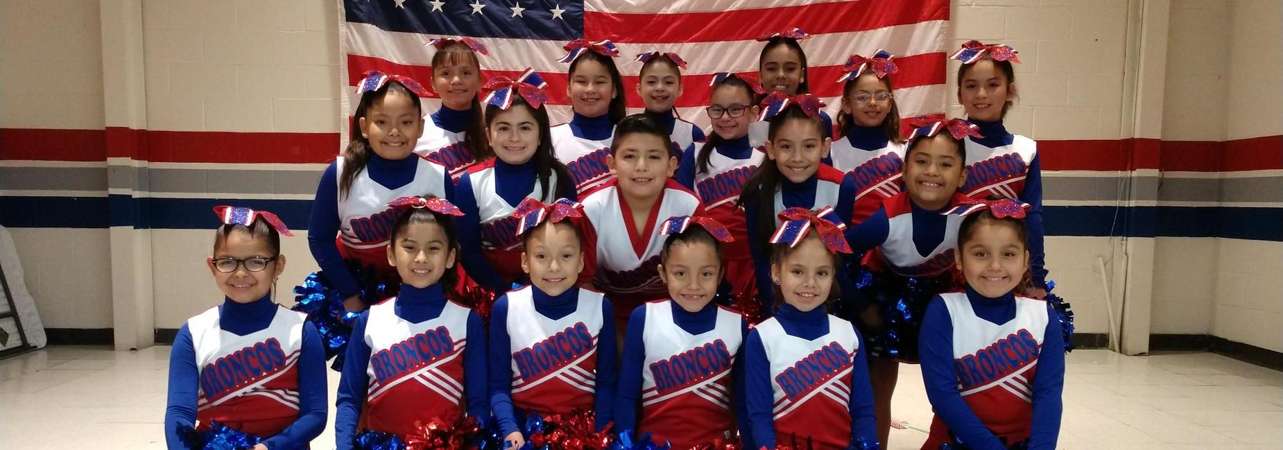 Roosevelt Cheer Squad
