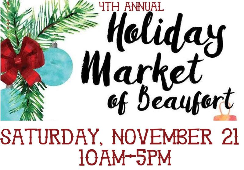 Holiday Market of Beaufort, 11/21 Featured Photo