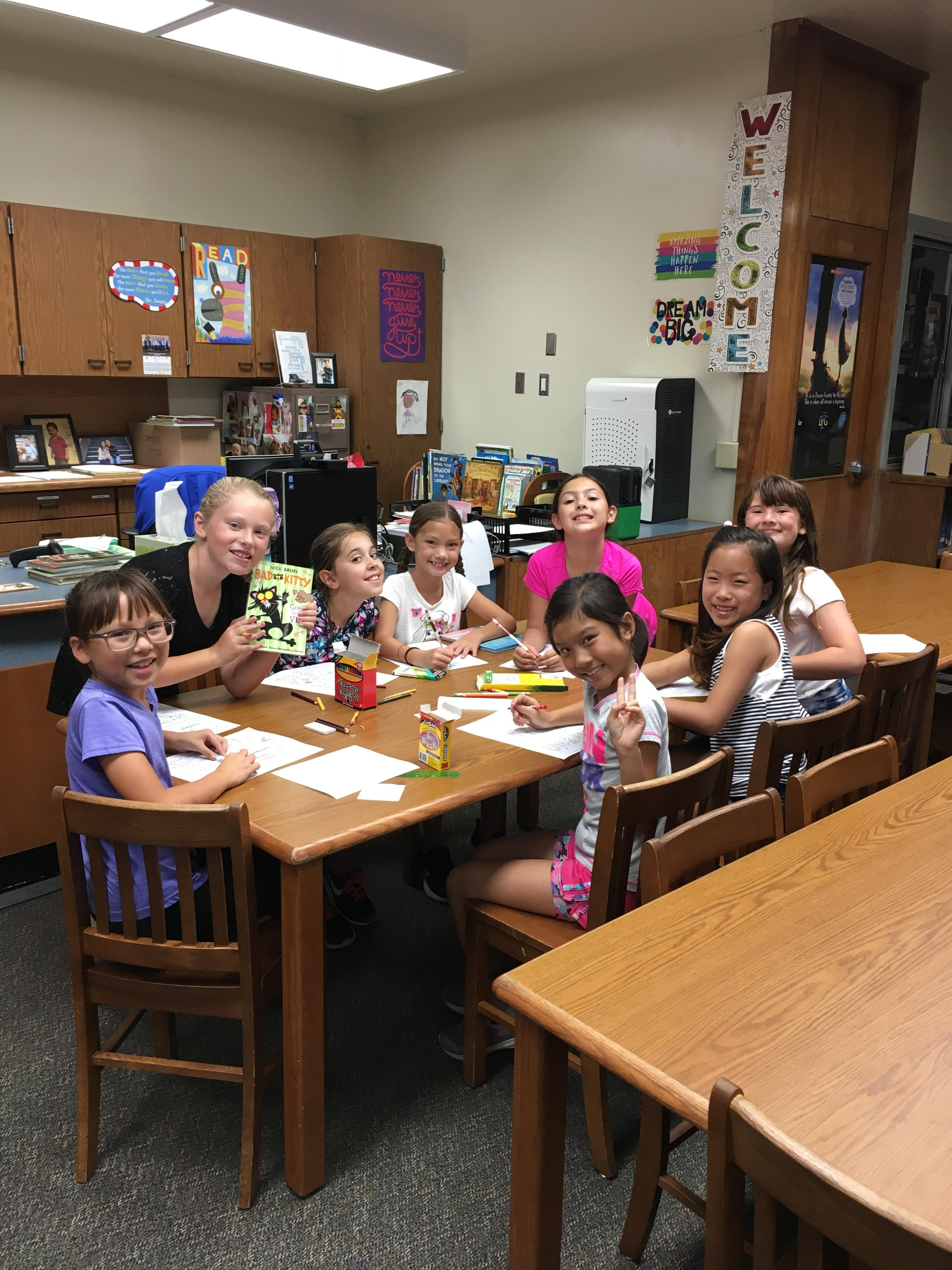 Library Lunch Bunch!