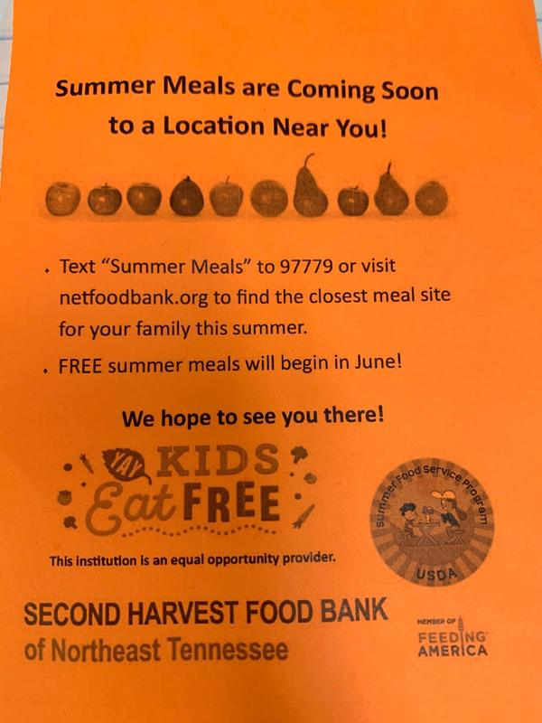 Second Harvest Food Bank Announces Summer Meals Program Featured Photo