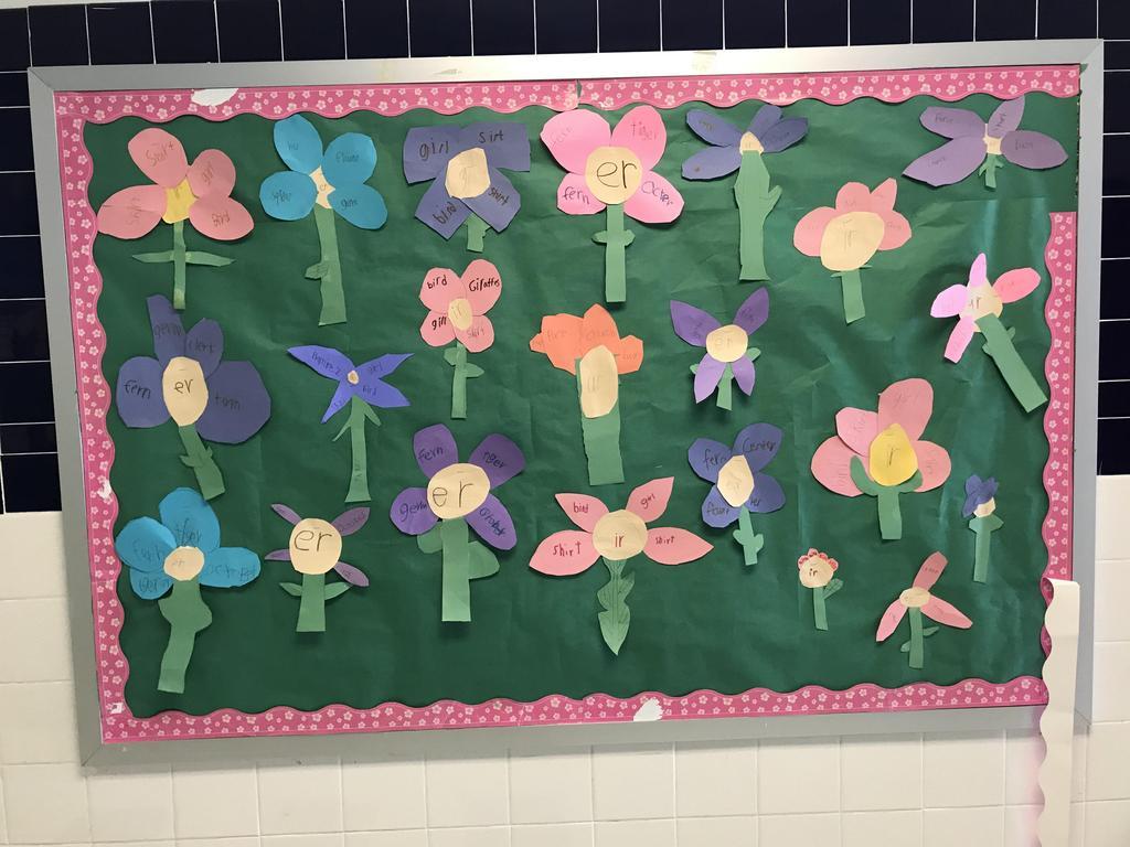 flower power sentences