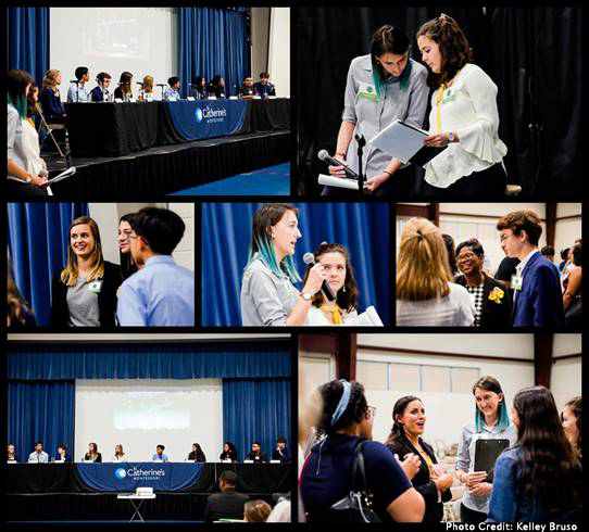 Student-Led Climate Caucus Inspires Action Featured Photo