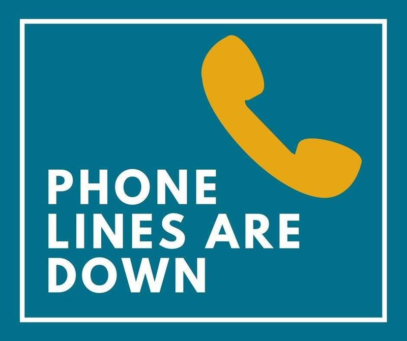 Our phone lines are down please contact (310) 901-5375, if you need to speak to someone in the office. Thumbnail Image