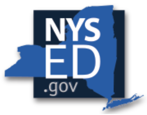 Logo for NY state education department