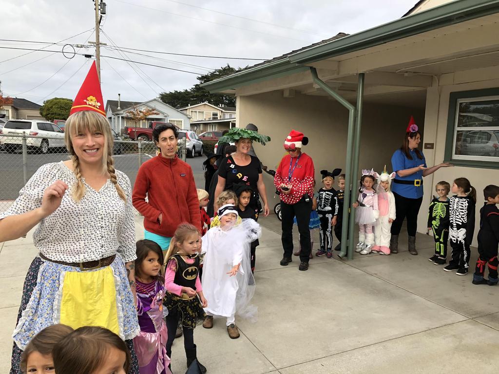 TK Class in costume