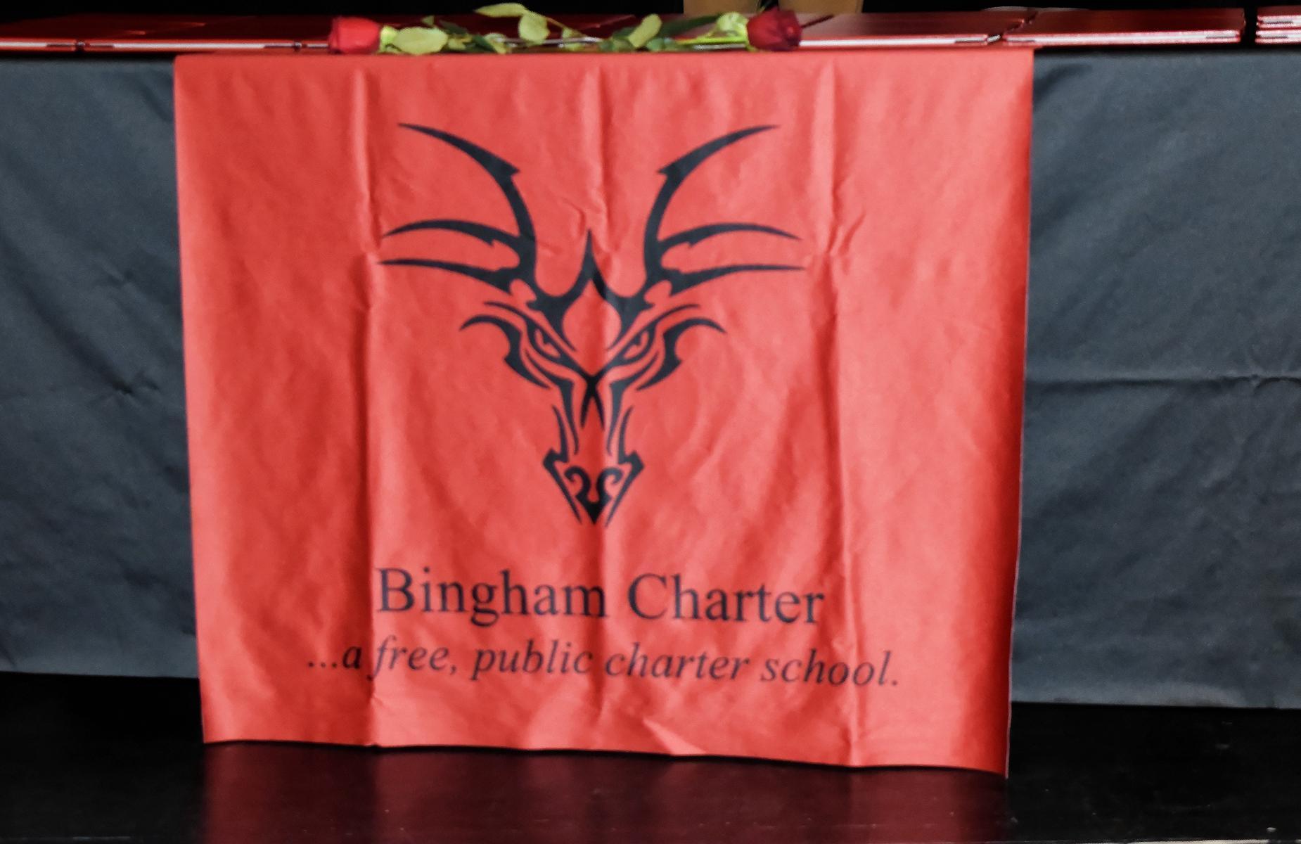Bingham Academy flag