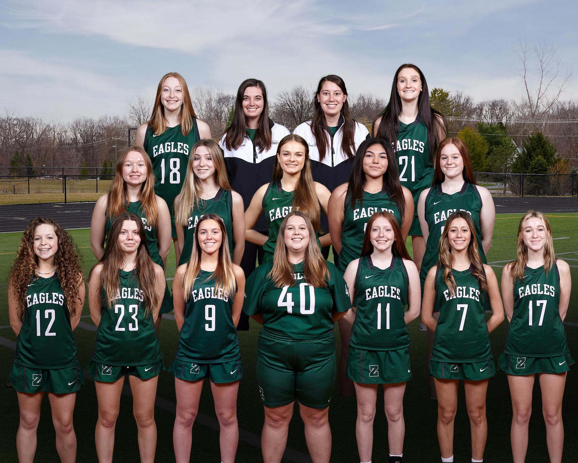2021 Girls JV Lacrosse