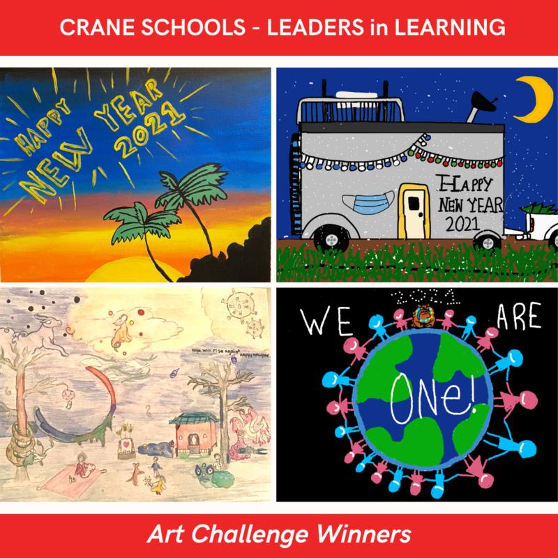 Crane Art Challenge 2020 Featured Photo