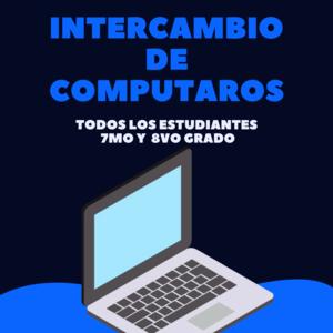 Intercambio de Computadors