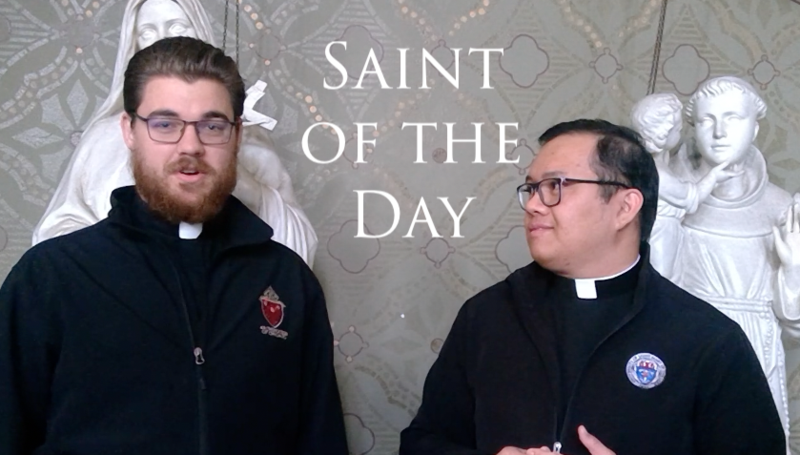 Saint of the Day Featured Photo