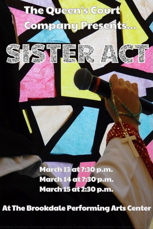 sister act the musical ad