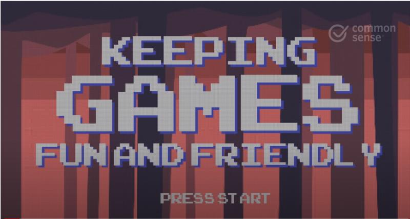 Keeping Games Fun & Friendly