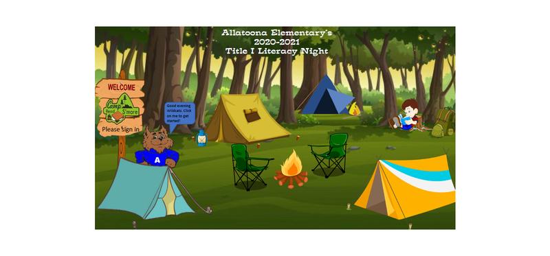 Literacy Night Featured Photo
