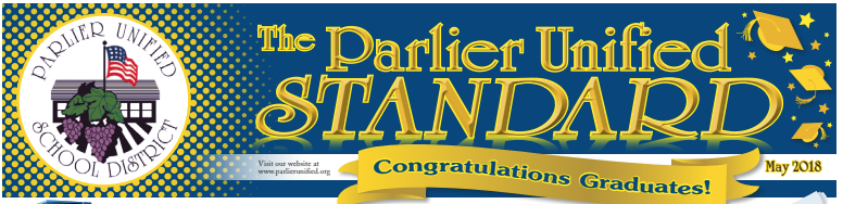 The Parlier Unified Standard - May Edition Featured Photo