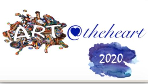 Art@theheart Goes Virtual! Winners Announced Thumbnail Image