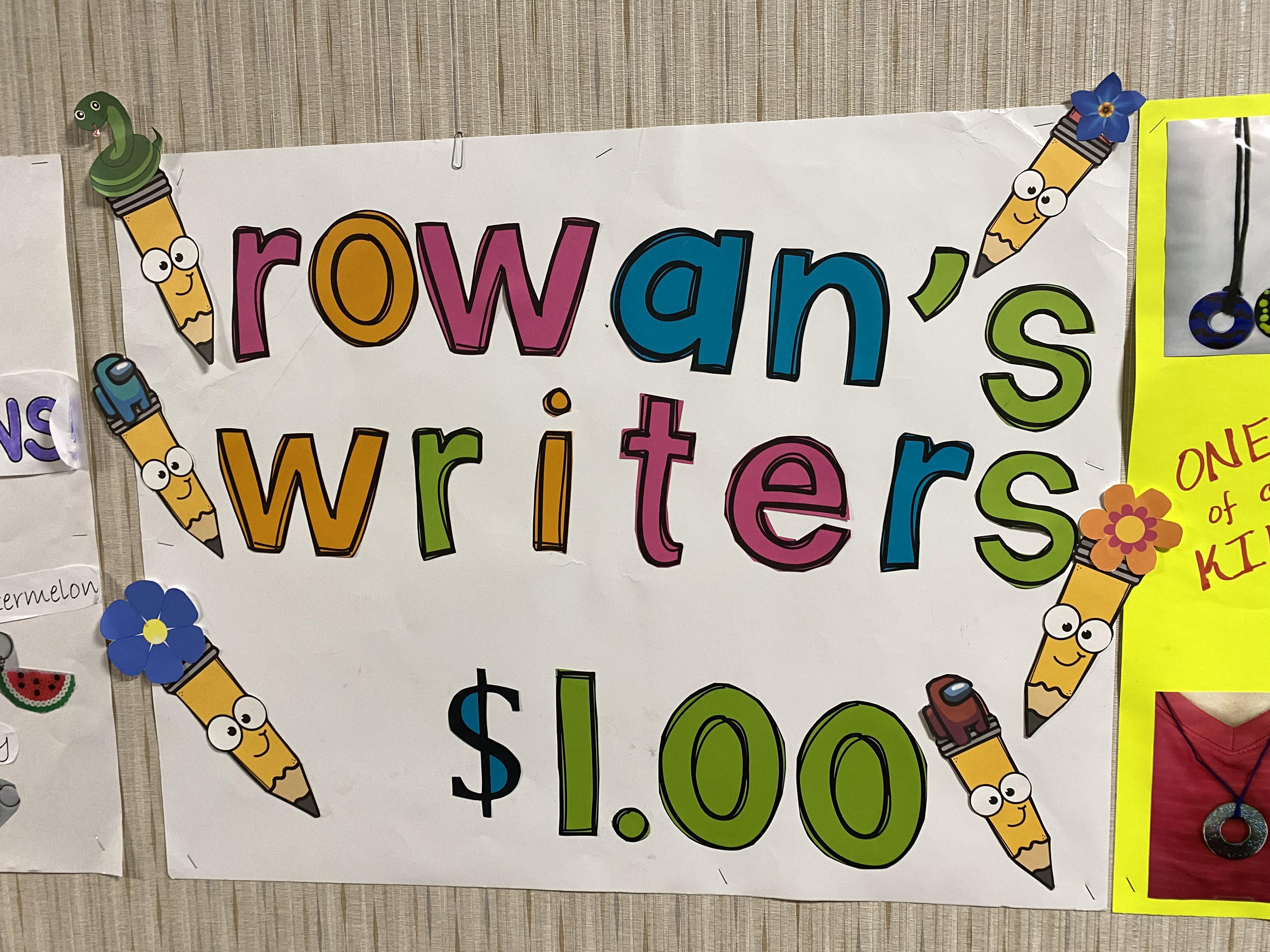 Rowan's writers
