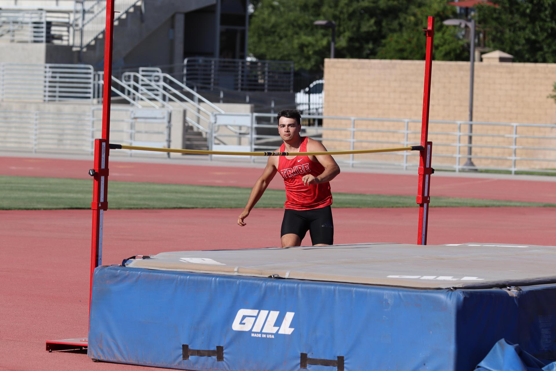 chowchilla high school runners in action