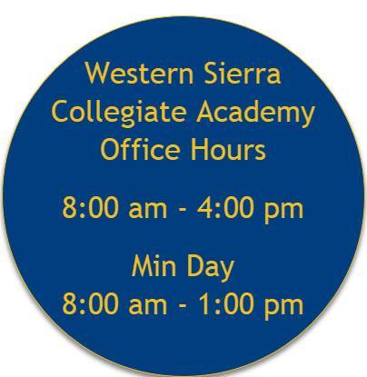 WSCA Office Hours