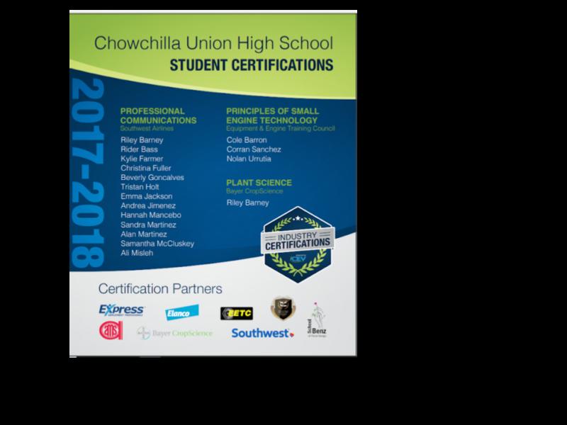 iCEV Certification Banner