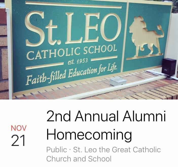 Join us for the 2nd Annual Alumni Homecoming Thumbnail Image