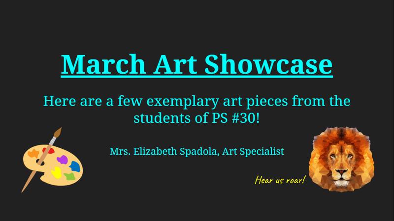 March Showcase