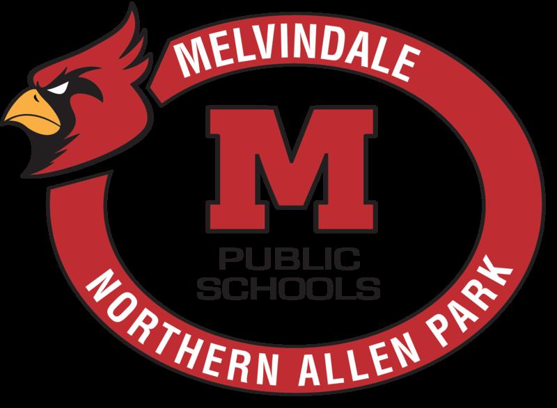 Melvindale-Northern Allen Park Schools Logo