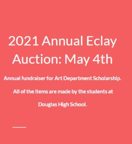2021 Annual Eclay Auction: May 4th Featured Photo
