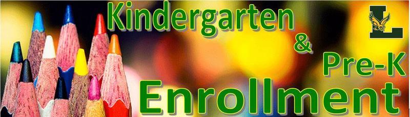 Kinder/Prekindergarten Enrollment Featured Photo