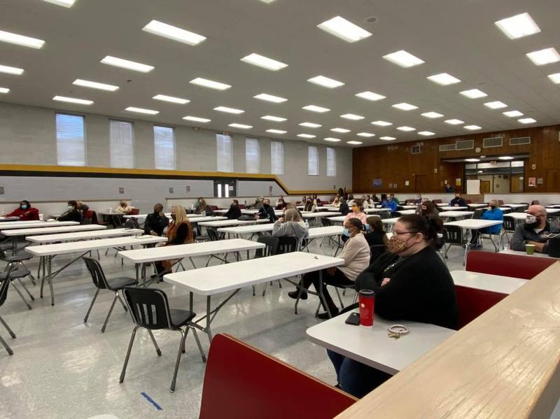 TSD Staff Emergency Response Training Featured Photo