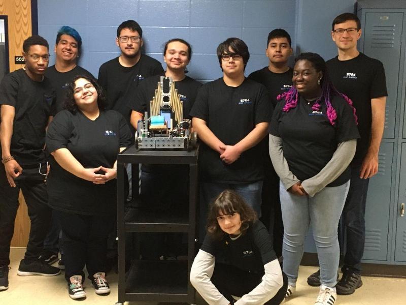 Robotics Team Thumbnail Image