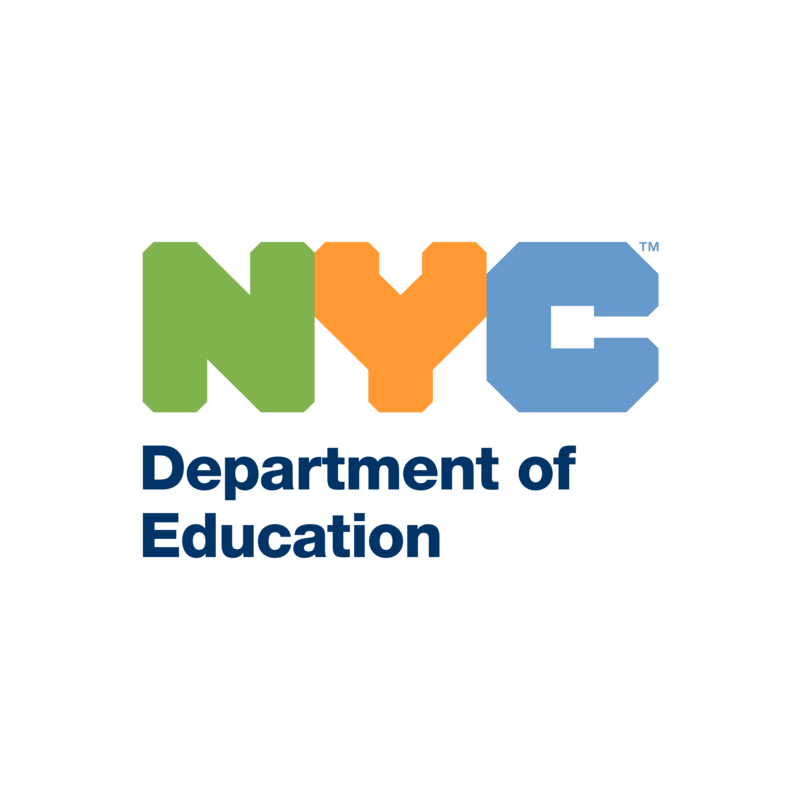 New York City Department of Education Vertical Logo
