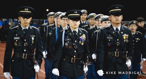 Cadets looking sharp at HC