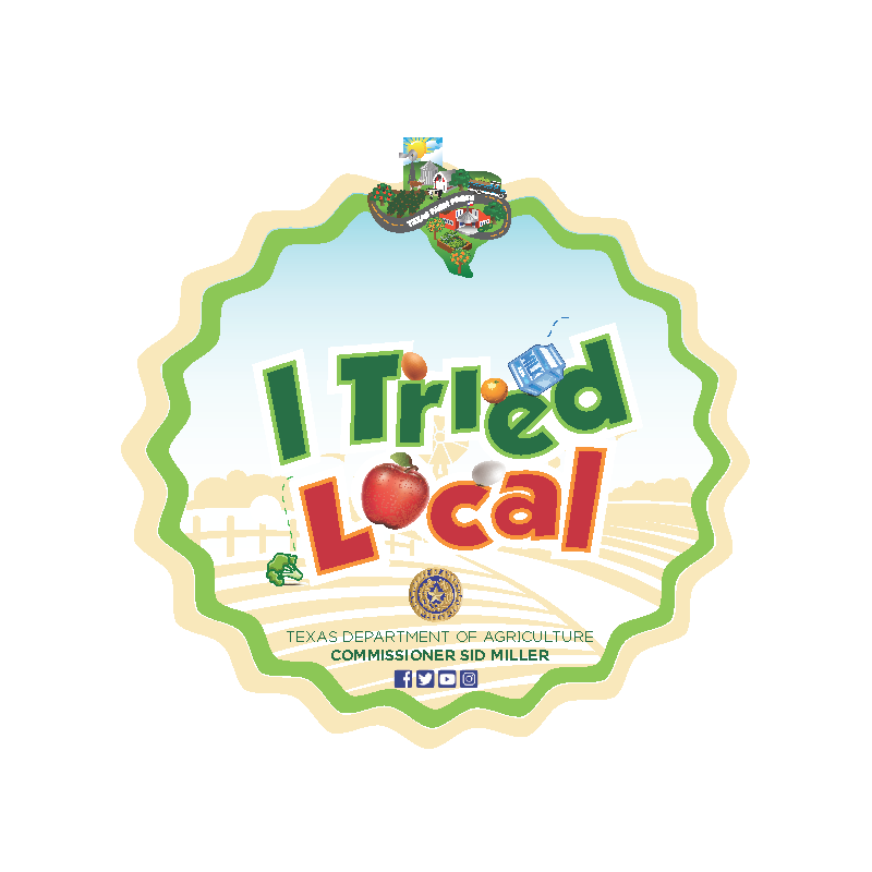 Photo of 'I Tried Local' banner