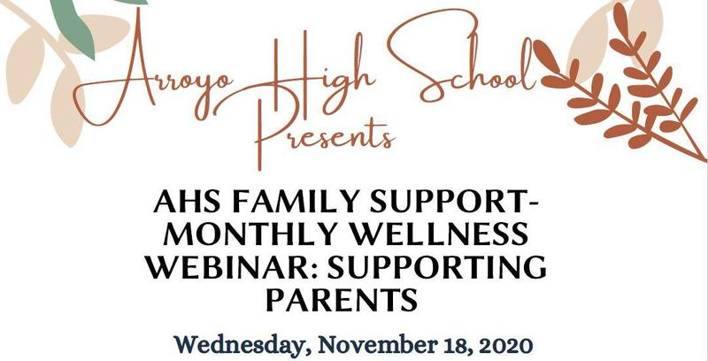 AHS Presents Our Monthly Wellness Webinar Featured Photo