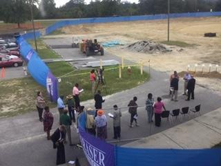 Groundbreaking Ceremony - New Career and Technology Education Wing
