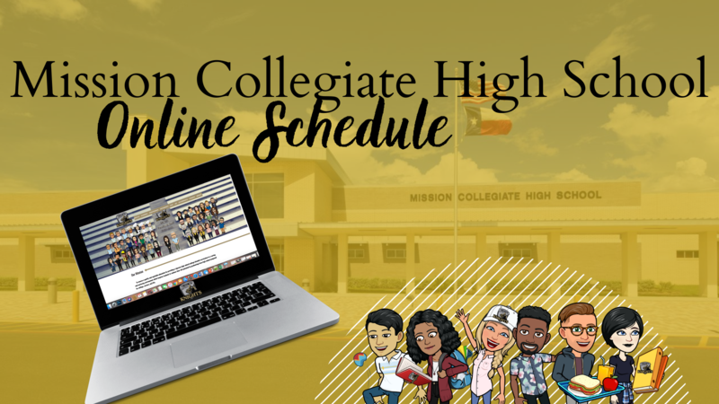 Updated: MCHS Online Learning Schedule Featured Photo