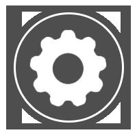settings icon from GLSD app