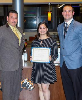 Hackettstown High School Student of the Month - September 2019 - Maria Scricco