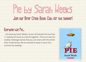Pie Book Club