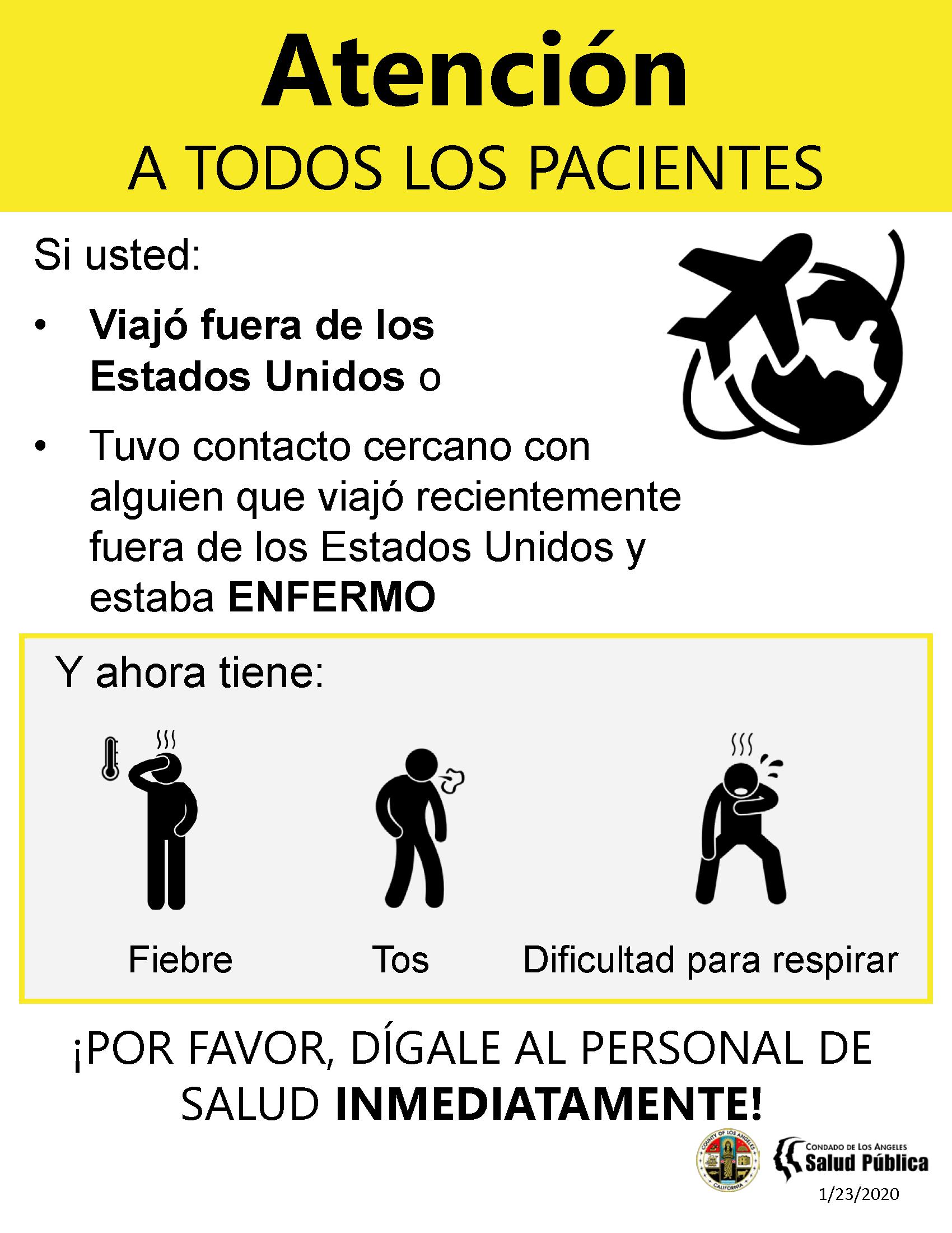 Coronavirus (Spanish)