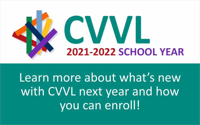 Enroll in CVVL