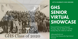 GHS Class of 2020 Showcase