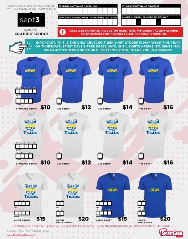 School Shirts!!!!!! Order Your's TODAY!!!!!! Featured Photo