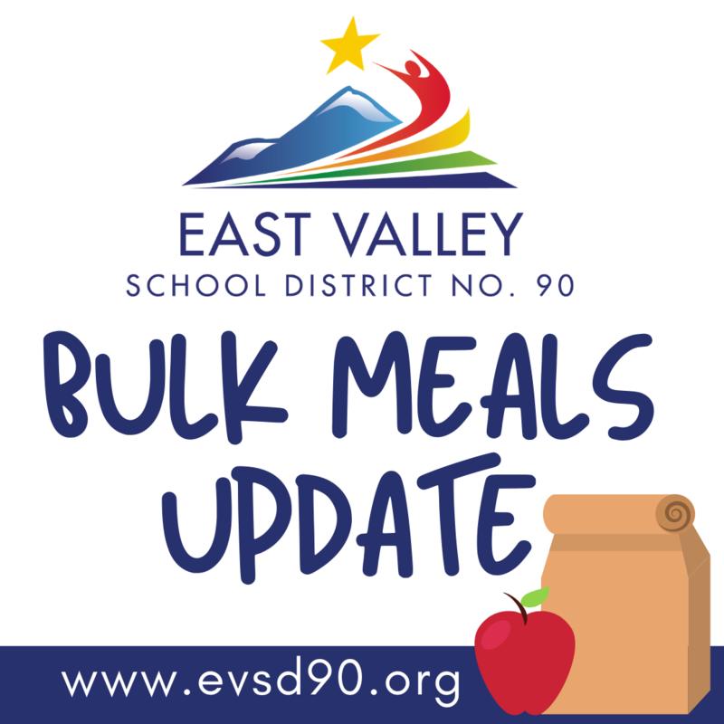 Bulk Meal Service Update